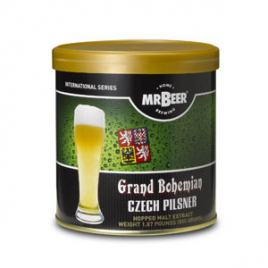 Пивная смесь Mr.Beer Grand Bohemian Czech Pilsner