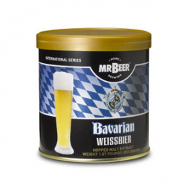 Пивная смесь Mr.Beer Bavarian Weissbier