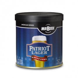 Пивная смесь Mr.Beer Patriot American Lager